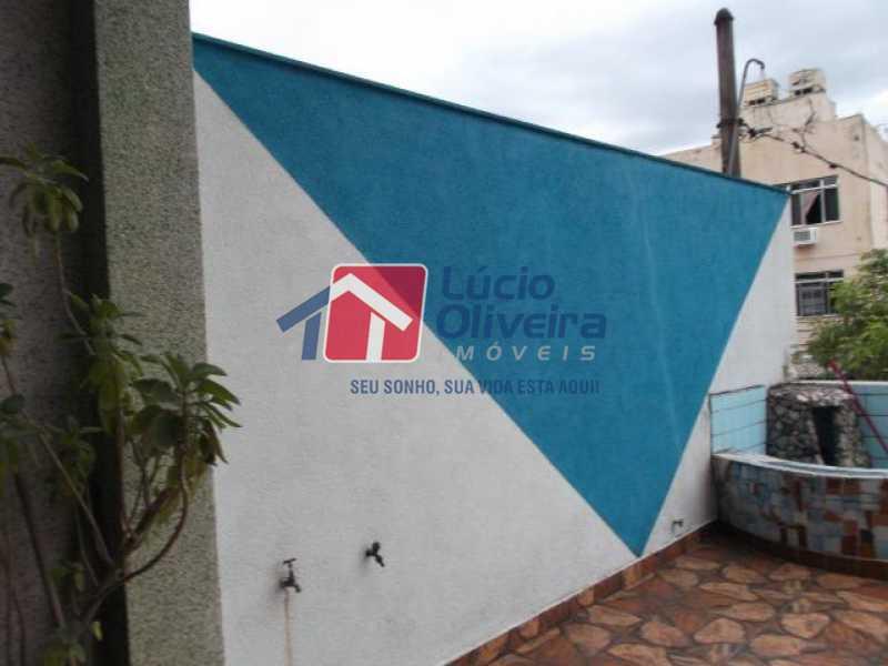 12 quintal da frente - Casa à venda Rua Caraípe,Braz de Pina, Rio de Janeiro - R$ 680.000 - VPCA30194 - 13