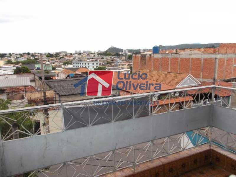 13 sacada - Casa à venda Rua Caraípe,Braz de Pina, Rio de Janeiro - R$ 680.000 - VPCA30194 - 14