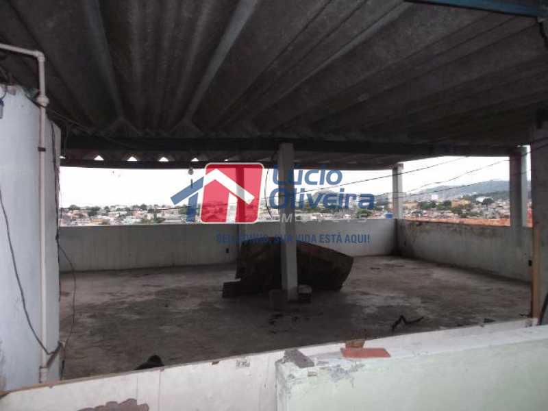 14 terraço - Casa à venda Rua Caraípe,Braz de Pina, Rio de Janeiro - R$ 680.000 - VPCA30194 - 15