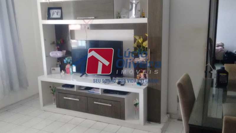 1-Sala ambiente... - Apartamento à venda Rua Custódio Nunes,Ramos, Rio de Janeiro - R$ 175.000 - VPAP21416 - 1