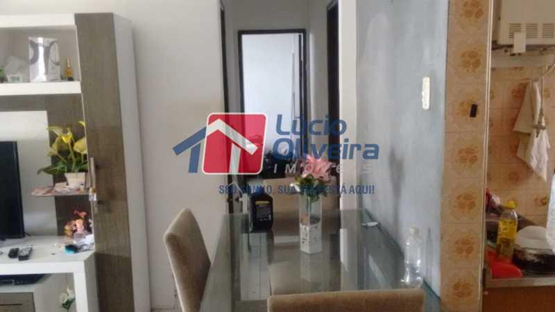 2-Sala ambiente - Apartamento à venda Rua Custódio Nunes,Ramos, Rio de Janeiro - R$ 175.000 - VPAP21416 - 3