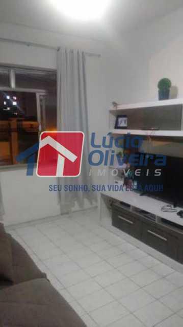 4-Sala - Apartamento à venda Rua Custódio Nunes,Ramos, Rio de Janeiro - R$ 175.000 - VPAP21416 - 5