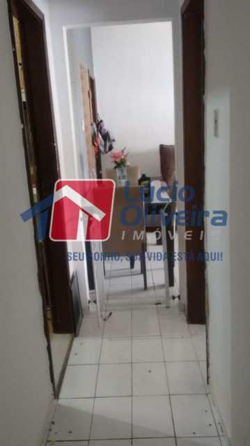7-Area Circulação - Apartamento à venda Rua Custódio Nunes,Ramos, Rio de Janeiro - R$ 175.000 - VPAP21416 - 8