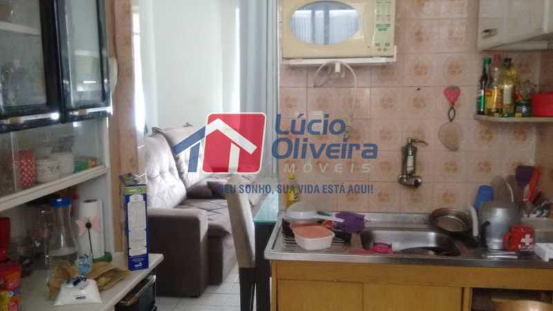 8-Cozinha..... - Apartamento à venda Rua Custódio Nunes,Ramos, Rio de Janeiro - R$ 175.000 - VPAP21416 - 9