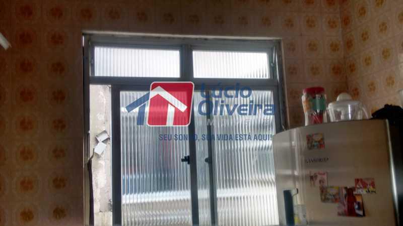 9-cozinha.. - Apartamento à venda Rua Custódio Nunes,Ramos, Rio de Janeiro - R$ 175.000 - VPAP21416 - 10