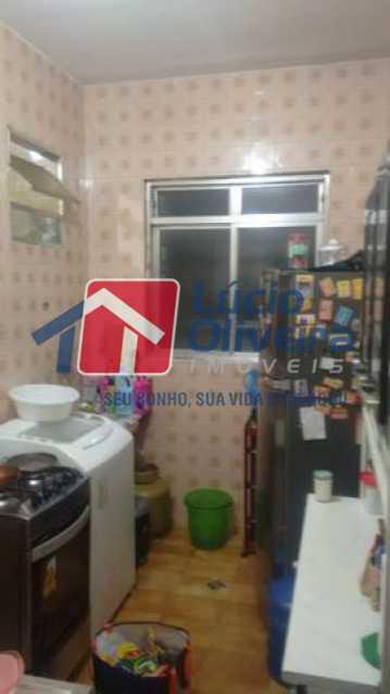 10-Cozinha - Apartamento à venda Rua Custódio Nunes,Ramos, Rio de Janeiro - R$ 175.000 - VPAP21416 - 11