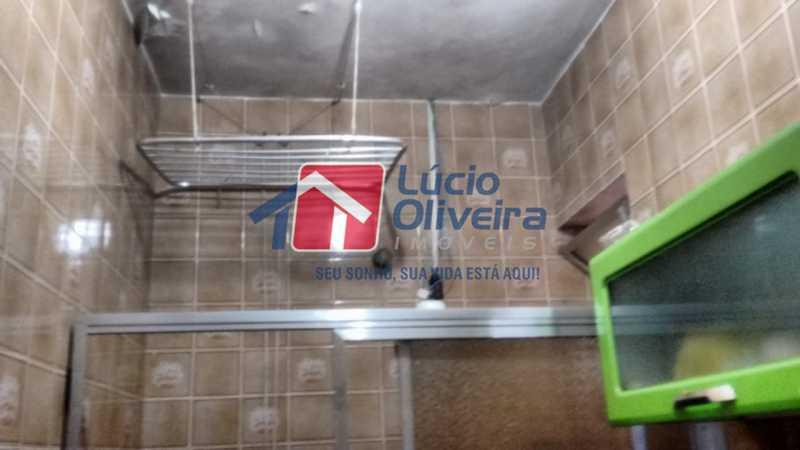 11-Banheiro box - Apartamento à venda Rua Custódio Nunes,Ramos, Rio de Janeiro - R$ 175.000 - VPAP21416 - 12