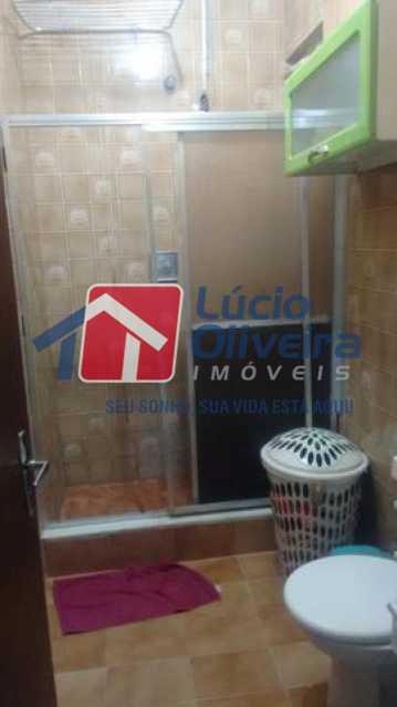 12-Banheiro - Apartamento à venda Rua Custódio Nunes,Ramos, Rio de Janeiro - R$ 175.000 - VPAP21416 - 13