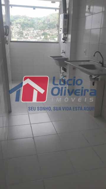 bl 03 1004 8 - Apartamento à venda Estrada do Barro Vermelho,Rocha Miranda, Rio de Janeiro - R$ 235.000 - VPAP21417 - 14