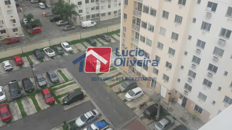 bl 03 1004 11 - Apartamento à venda Estrada do Barro Vermelho,Rocha Miranda, Rio de Janeiro - R$ 235.000 - VPAP21417 - 9