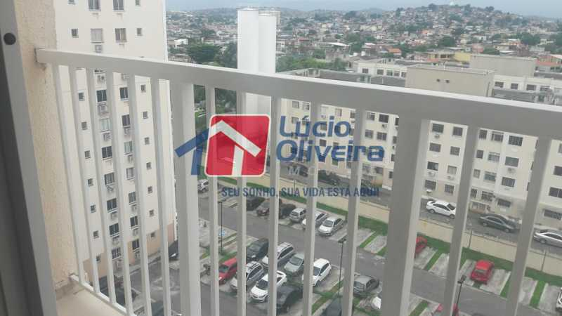bl 03 1004 12 - Apartamento à venda Estrada do Barro Vermelho,Rocha Miranda, Rio de Janeiro - R$ 235.000 - VPAP21417 - 8