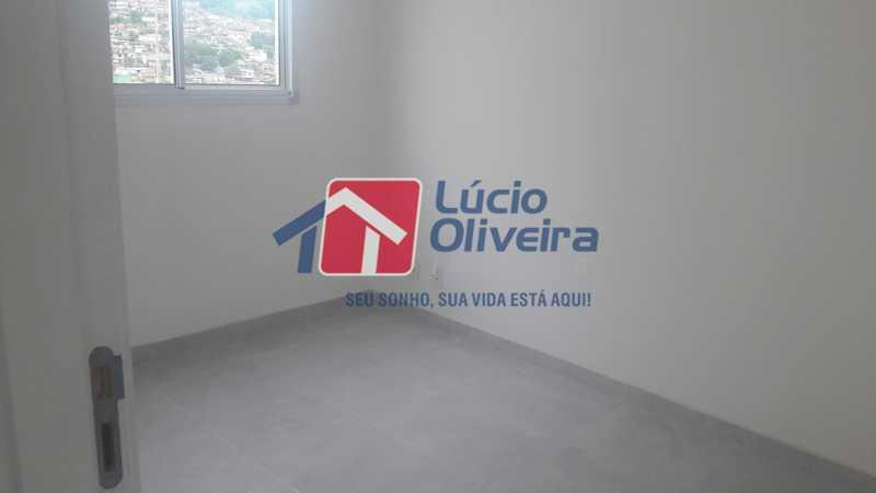 bl 03 1004 13 - Apartamento à venda Estrada do Barro Vermelho,Rocha Miranda, Rio de Janeiro - R$ 235.000 - VPAP21417 - 12