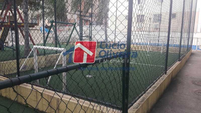 bl 4 1207 1 - Apartamento Estrada do Barro Vermelho,Rocha Miranda, Rio de Janeiro, RJ À Venda, 2 Quartos, 52m² - VPAP21418 - 1