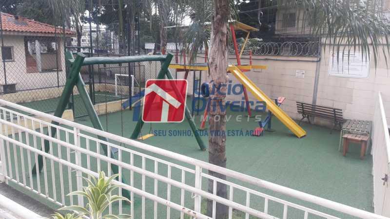 bl 4 1207 5 - Apartamento Estrada do Barro Vermelho,Rocha Miranda, Rio de Janeiro, RJ À Venda, 2 Quartos, 52m² - VPAP21418 - 3