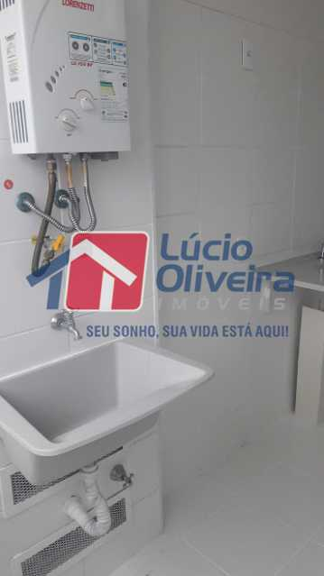 bl 4 1207 12 - Apartamento Estrada do Barro Vermelho,Rocha Miranda, Rio de Janeiro, RJ À Venda, 2 Quartos, 52m² - VPAP21418 - 14
