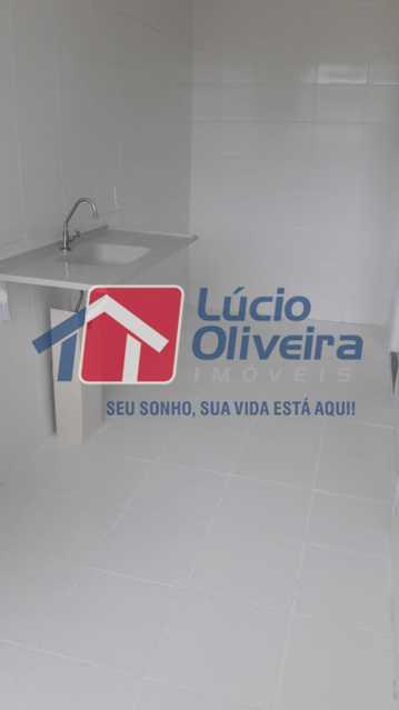 bl 4 1207 13 - Apartamento Estrada do Barro Vermelho,Rocha Miranda, Rio de Janeiro, RJ À Venda, 2 Quartos, 52m² - VPAP21418 - 15