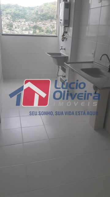 bl 4 1207 14 - Apartamento Estrada do Barro Vermelho,Rocha Miranda, Rio de Janeiro, RJ À Venda, 2 Quartos, 52m² - VPAP21418 - 16