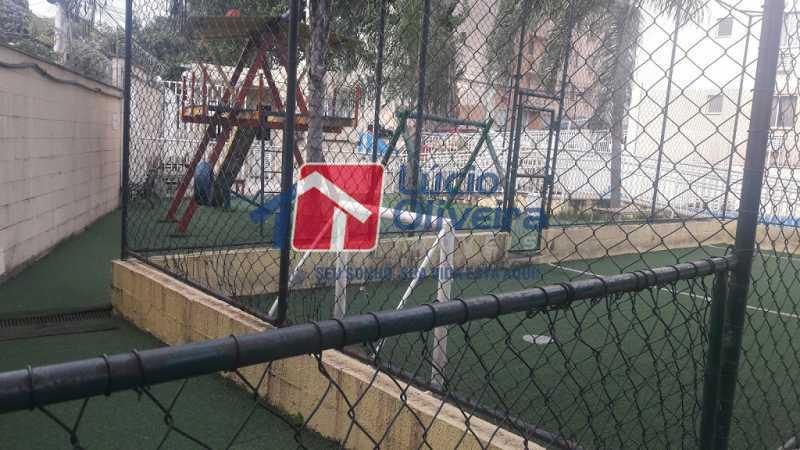 bl 4 1207 - Apartamento Estrada do Barro Vermelho,Rocha Miranda, Rio de Janeiro, RJ À Venda, 2 Quartos, 52m² - VPAP21418 - 5