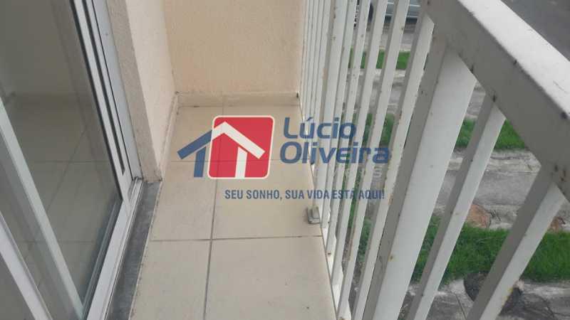 bl 4 208 6 - Apartamento Estrada do Barro Vermelho,Rocha Miranda, Rio de Janeiro, RJ À Venda, 2 Quartos, 52m² - VPAP21419 - 7