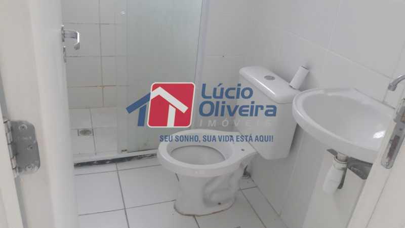 bl 4 208 11 - Apartamento Estrada do Barro Vermelho,Rocha Miranda, Rio de Janeiro, RJ À Venda, 2 Quartos, 52m² - VPAP21419 - 13