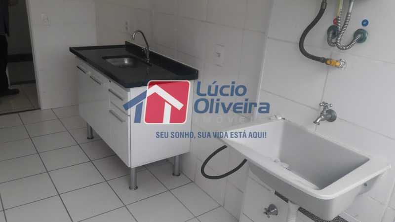 bl 4 208 12 - Apartamento Estrada do Barro Vermelho,Rocha Miranda, Rio de Janeiro, RJ À Venda, 2 Quartos, 52m² - VPAP21419 - 12