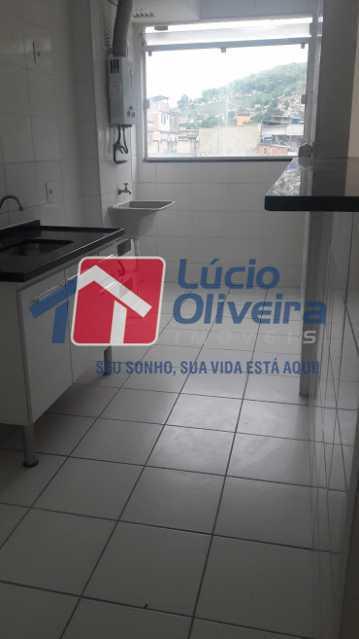 bl 4 208 13 - Apartamento Estrada do Barro Vermelho,Rocha Miranda, Rio de Janeiro, RJ À Venda, 2 Quartos, 52m² - VPAP21419 - 11