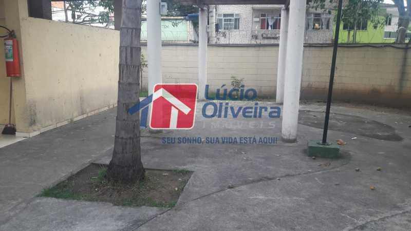 bl 04 605 2 - Apartamento à venda Estrada do Barro Vermelho,Rocha Miranda, Rio de Janeiro - R$ 235.000 - VPAP21420 - 3