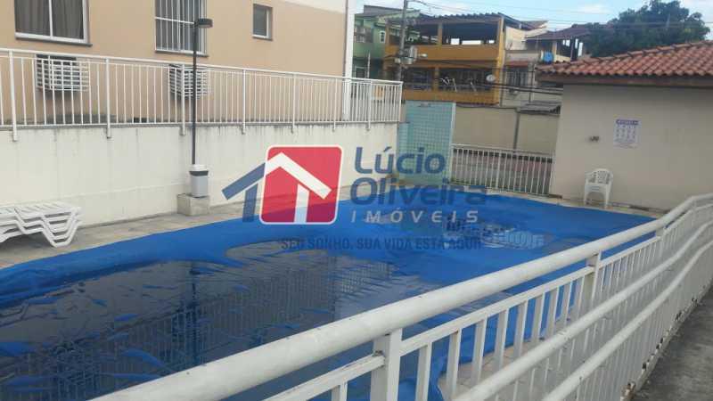 bl 04 605 3 - Apartamento à venda Estrada do Barro Vermelho,Rocha Miranda, Rio de Janeiro - R$ 235.000 - VPAP21420 - 4