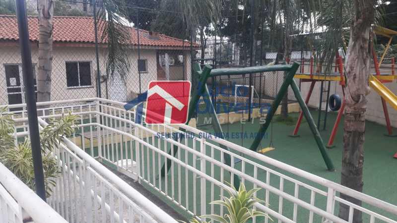 bl 04 605 4 - Apartamento à venda Estrada do Barro Vermelho,Rocha Miranda, Rio de Janeiro - R$ 235.000 - VPAP21420 - 5