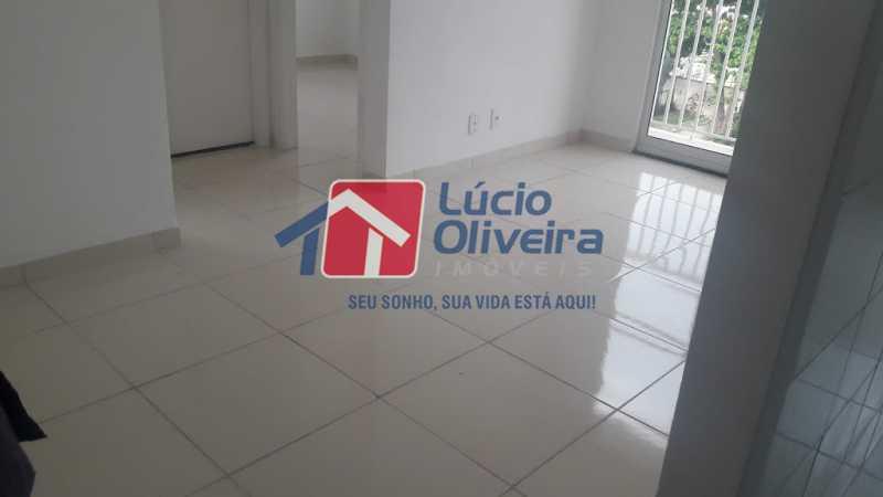 bl 04 605 6 - Apartamento à venda Estrada do Barro Vermelho,Rocha Miranda, Rio de Janeiro - R$ 235.000 - VPAP21420 - 10