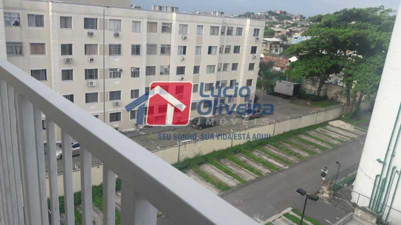 bl 04 605 9 - Apartamento à venda Estrada do Barro Vermelho,Rocha Miranda, Rio de Janeiro - R$ 235.000 - VPAP21420 - 8