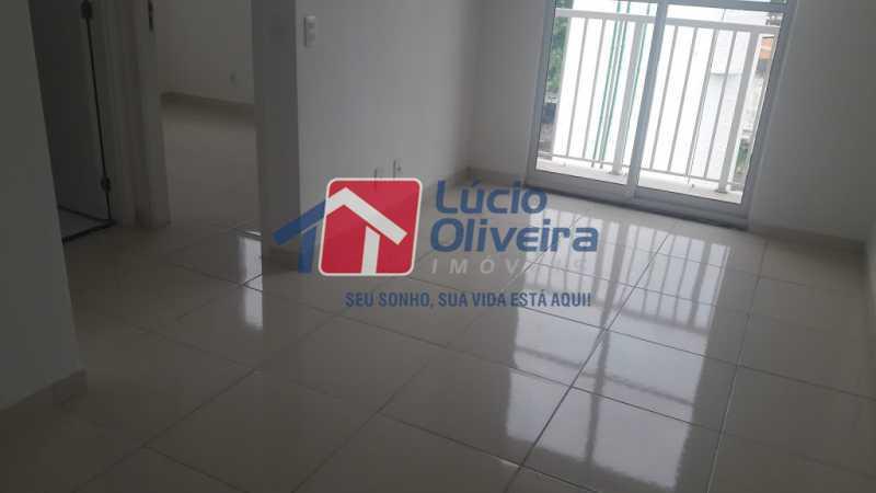 bl 04 605 14 - Apartamento à venda Estrada do Barro Vermelho,Rocha Miranda, Rio de Janeiro - R$ 235.000 - VPAP21420 - 13