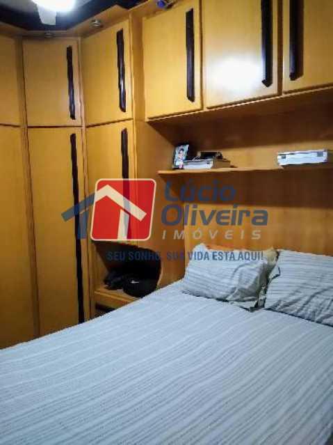 3-Quarto Casal - Apartamento Rua Quiririm,Vila Valqueire, Rio de Janeiro, RJ Para Venda e Aluguel, 2 Quartos, 60m² - VPAP21421 - 3