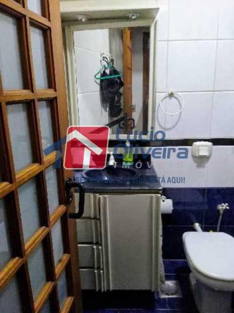 7-Banheiro Social - Apartamento Rua Quiririm,Vila Valqueire, Rio de Janeiro, RJ Para Venda e Aluguel, 2 Quartos, 60m² - VPAP21421 - 7