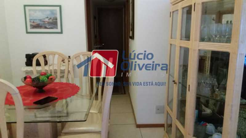 2-Sala 2 ambientes - Apartamento Rua Avaré,Campo Grande, Rio de Janeiro, RJ À Venda, 3 Quartos, 70m² - VPAP30339 - 3