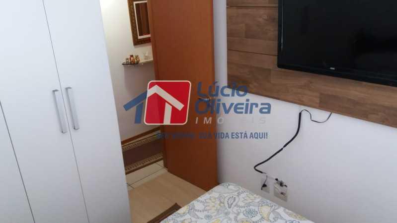 7-Quarto Casal....... - Apartamento Rua Avaré,Campo Grande, Rio de Janeiro, RJ À Venda, 3 Quartos, 70m² - VPAP30339 - 8