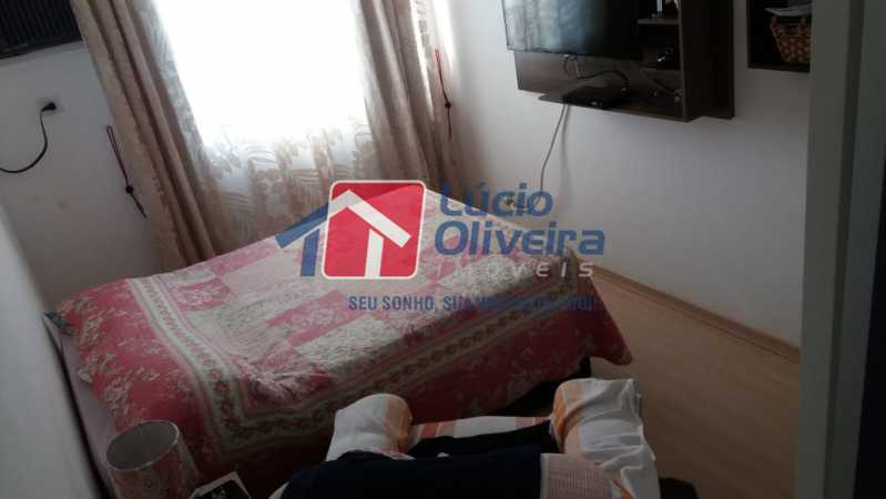 10-Quarto Casal. - Apartamento Rua Avaré,Campo Grande, Rio de Janeiro, RJ À Venda, 3 Quartos, 70m² - VPAP30339 - 11