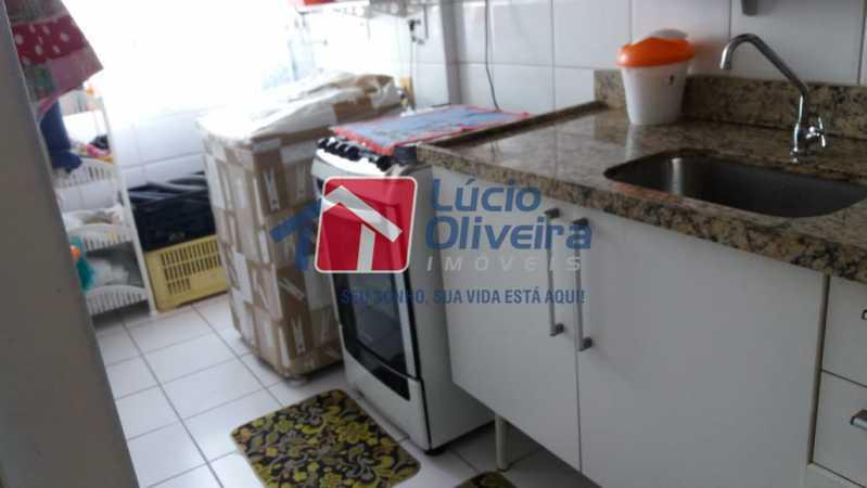 12-Cozinha.. - Apartamento Rua Avaré,Campo Grande, Rio de Janeiro, RJ À Venda, 3 Quartos, 70m² - VPAP30339 - 13