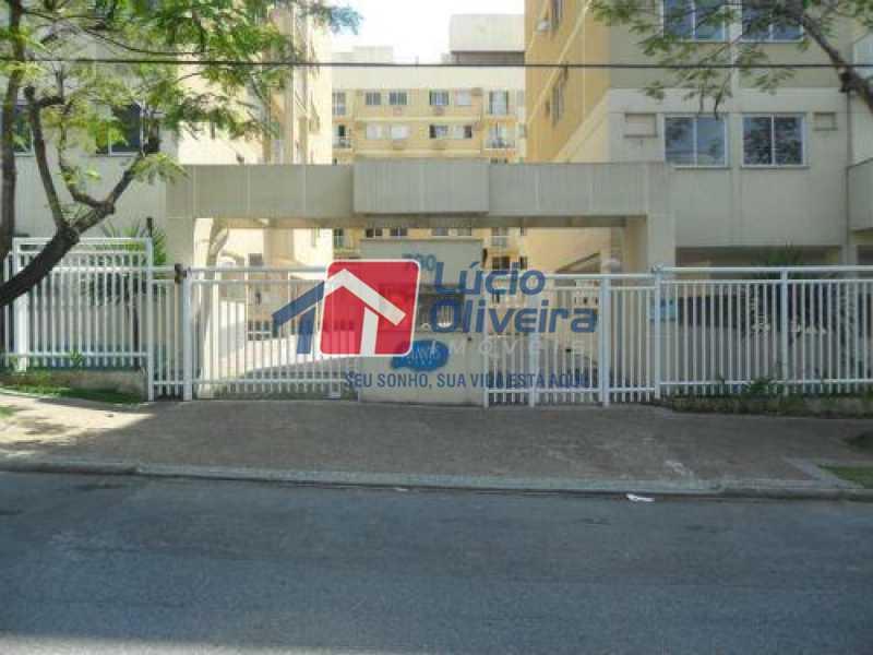18+Entrada Condominio - Apartamento Rua Avaré,Campo Grande, Rio de Janeiro, RJ À Venda, 3 Quartos, 70m² - VPAP30339 - 19