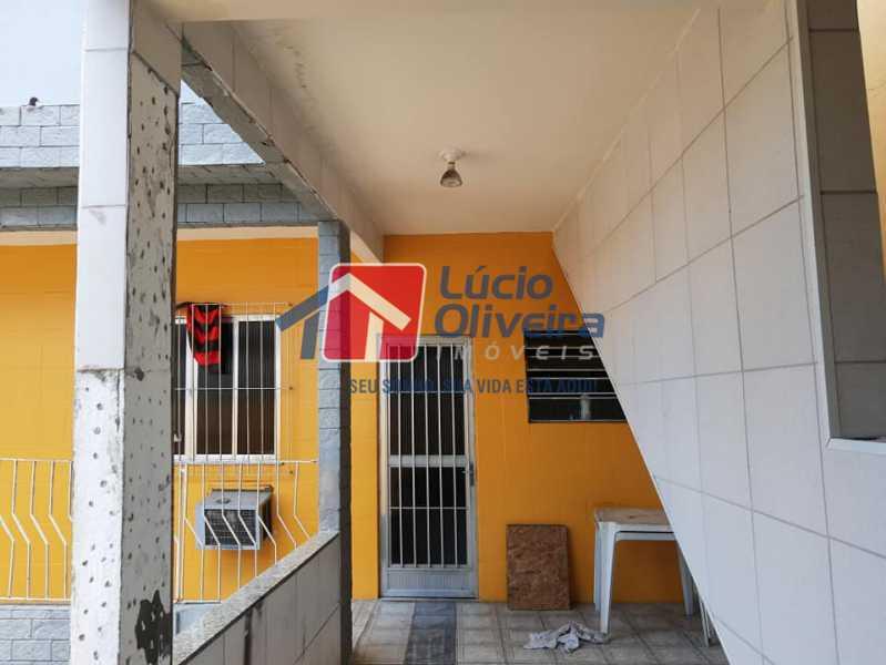 2-Area Externa - Casa Rua Pacheco Júnior,Braz de Pina, Rio de Janeiro, RJ À Venda, 3 Quartos, 80m² - VPCA30195 - 3