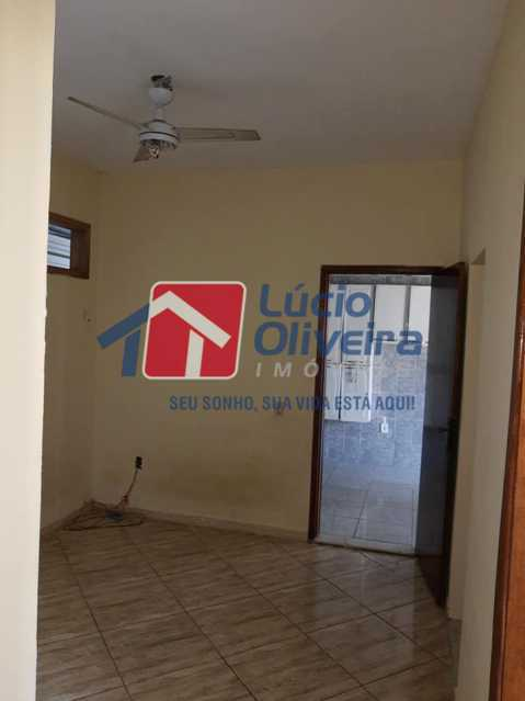 4-Sala - Casa Rua Pacheco Júnior,Braz de Pina, Rio de Janeiro, RJ À Venda, 3 Quartos, 80m² - VPCA30195 - 5