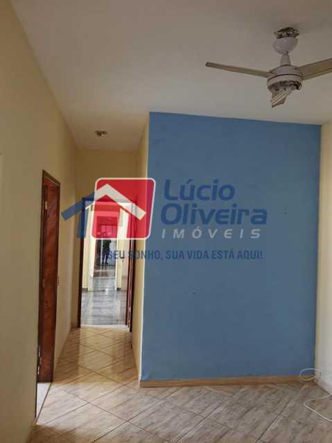 5Circulação - Casa Rua Pacheco Júnior,Braz de Pina, Rio de Janeiro, RJ À Venda, 3 Quartos, 80m² - VPCA30195 - 6
