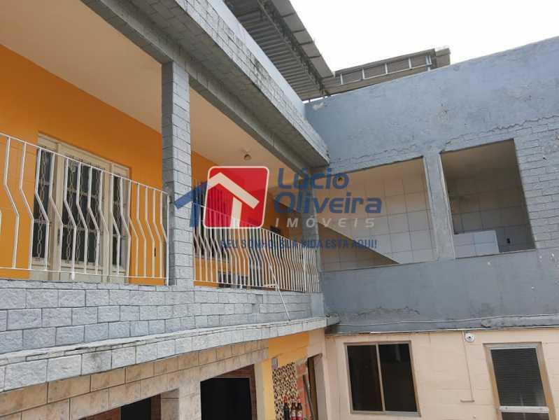 16Varanda - Casa Rua Pacheco Júnior,Braz de Pina, Rio de Janeiro, RJ À Venda, 3 Quartos, 80m² - VPCA30195 - 17