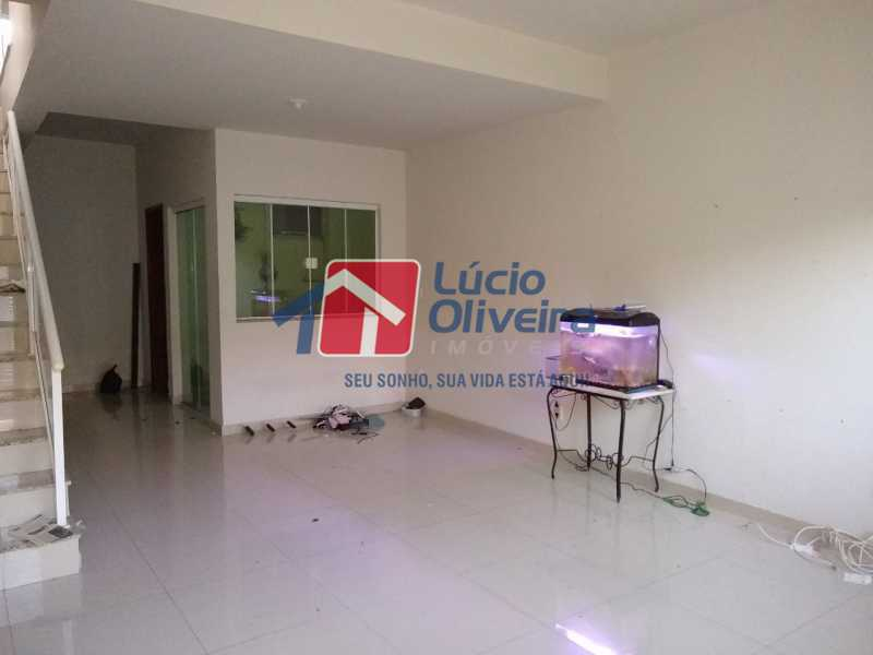 2- Sala - Casa 2 quartos à venda Campo Grande, Rio de Janeiro - R$ 400.000 - VPCA20264 - 3