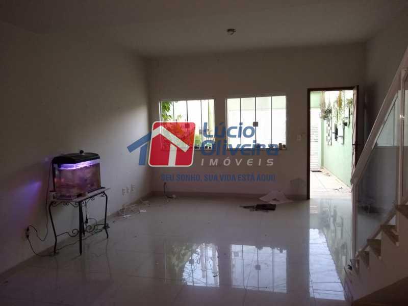 3- Sala - Casa 2 quartos à venda Campo Grande, Rio de Janeiro - R$ 400.000 - VPCA20264 - 4