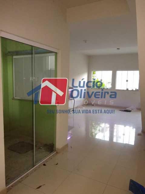 4- Sala - Casa 2 quartos à venda Campo Grande, Rio de Janeiro - R$ 400.000 - VPCA20264 - 5