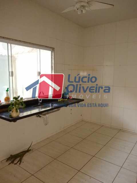 5- Cozinha - Casa 2 quartos à venda Campo Grande, Rio de Janeiro - R$ 400.000 - VPCA20264 - 6