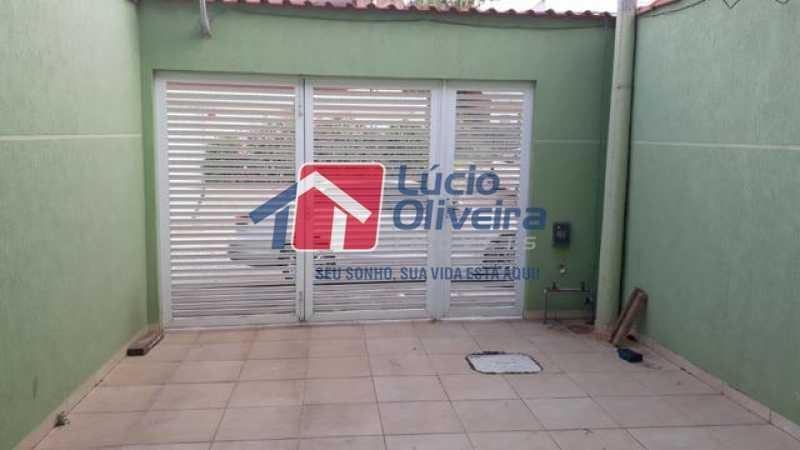 5-Garagem - Casa 2 quartos à venda Campo Grande, Rio de Janeiro - R$ 400.000 - VPCA20264 - 7