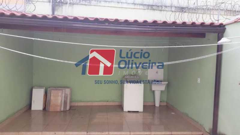6-Area Serviço e  lavanderia - Casa 2 quartos à venda Campo Grande, Rio de Janeiro - R$ 400.000 - VPCA20264 - 8