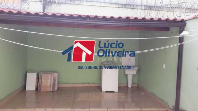 17-Area gourmet e lavanderia - Casa 2 quartos à venda Campo Grande, Rio de Janeiro - R$ 400.000 - VPCA20264 - 19
